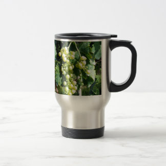 White Grapes on the Vine Mugs