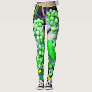 White Grapes Women's Leggings