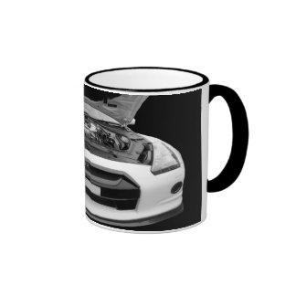 White GTR Mug