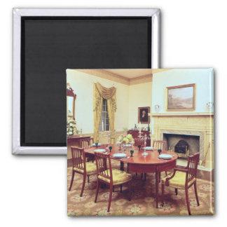 White Hall Dining-Room, near Charleston Magnet