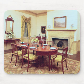 White Hall Dining-Room, near Charleston Mouse Mat