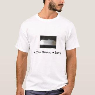 White handyman T-Shirt