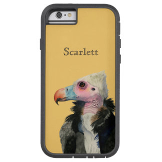 White-Headed Vulture Watercolor Painting Tough Xtreme iPhone 6 Case
