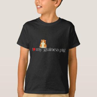 White Heart Muffin T-Shirt