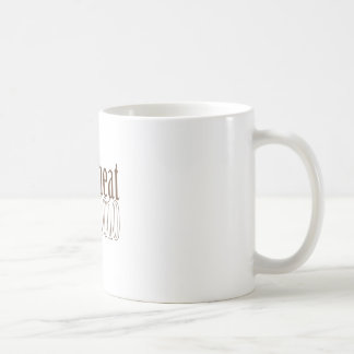 White Heat Coffee Mug
