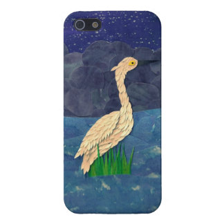 White Heron iPhone 5 Case