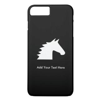 White Horse Head iPhone 7 Plus Case