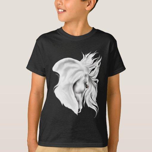 White Horse Head Shirt