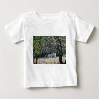 White Horse in trees Shirts