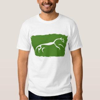 White Horse of Uffington T Shirts