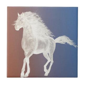 White Horse Tile