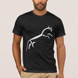 White Horse (Uffington Castle) - Customized T-Shirt