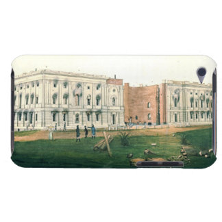 White House After British Attack 1814 Barely There iPod Cases