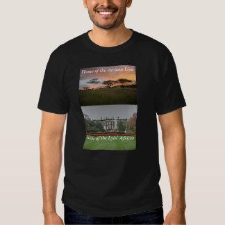 white-house, Serengeti,Sunset_Mbalageti, Home o... T Shirt