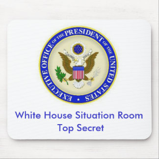 White House Situation Room Mousepad