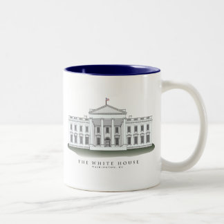 White House Souvenir Mug
