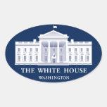 White House Sticker