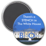 White House, There's a STENC... - Customised