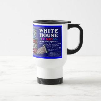 White House TV News Coffee Mugs