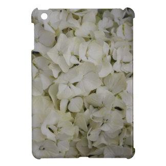 White Hydrangea Plant iPad Mini Case
