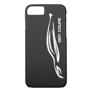 White Hyundai GENESIS COUPE Logo iPhone 7 Case