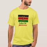 White Kenyan T-Shirt