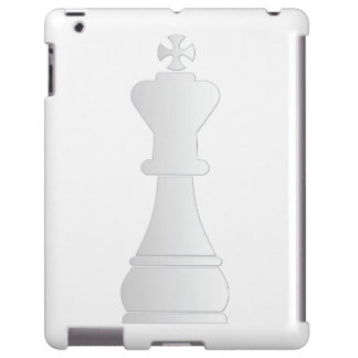 White king chess piece