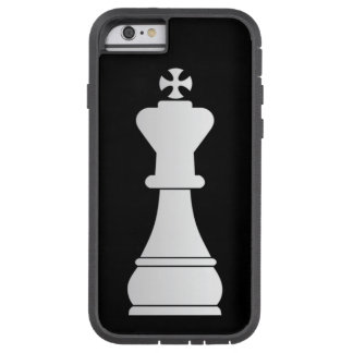 White king chess piece tough xtreme iPhone 6 case