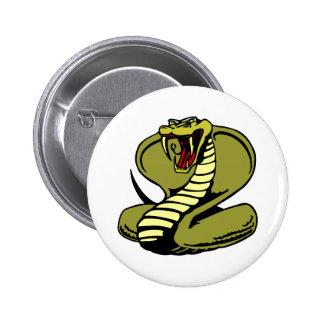 White King Cobra Button