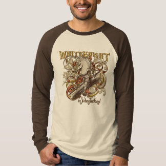White Knight Carnivale Style (Gold Version) Tee Shirt
