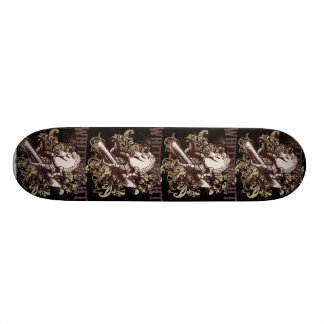 White Knight Carnivale Style Skate Boards