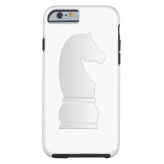 White knight chess piece tough iPhone 6 case