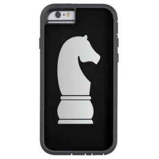 White Knight Chess piece Tough Xtreme iPhone 6 Case