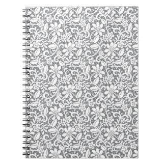 White Lace 1 Notebooks