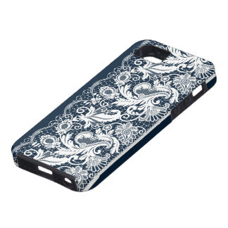 White lace 2 iPhone 5 case