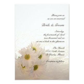 daisy wedding invitations & announcements | zazzle.co.uk, Wedding invitations