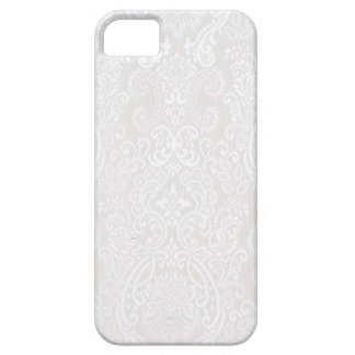 White Lace iPhone 5 Cover