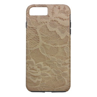 White Lace iPhone 7 Plus Case