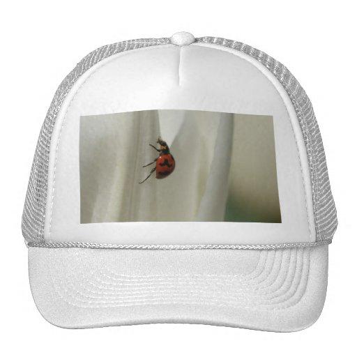 White Lady Trucker Hats
