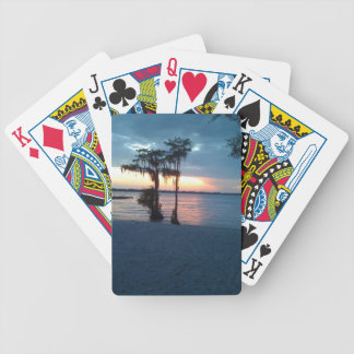 White Lake NC Dusk Playing Cards