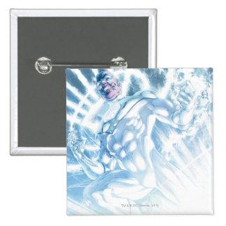 White Lantern Corps - Color 15 Cm Square Badge