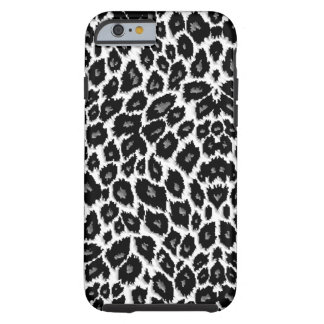 White Leopard Design iPhone 6 case Tough iPhone 6 Case
