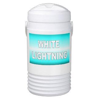 White Lightning Drinks Cooler