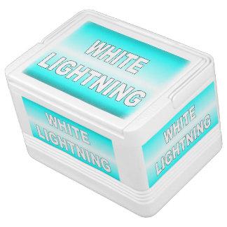White Lightning Igloo Cool Box