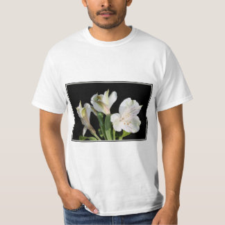 White Lilies. T-Shirt