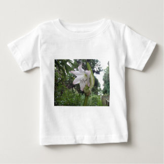 White Lily Baby T-Shirt