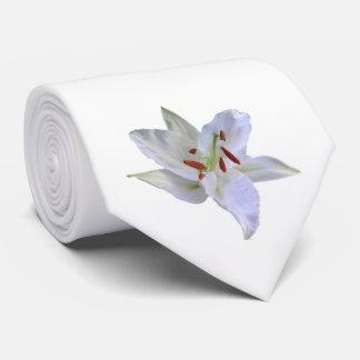 White Lily Tie