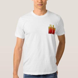 White-Line Roadwear T Shirt