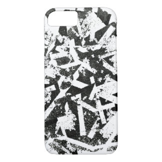 White Lines iPhone 7 Case