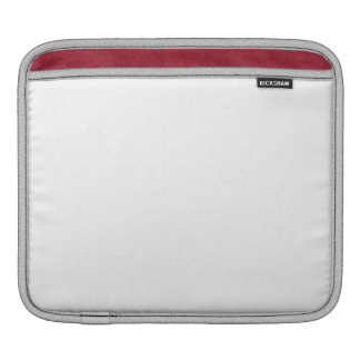 White Lion iPad Sleeve